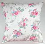 Cushion Cover in Cath Kidston Tinkerbell Flower Fairy 16""